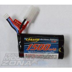 Carson - 7,4V/1500mAh LiION Battery FE-Line TAM
