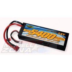 Carson - 7,4V/5400mAh 60C LiPO Battery T-Pl. HC