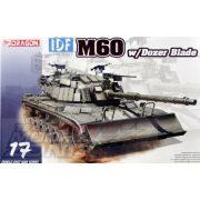 Dragon - 1:35 IDF M60 w/Dozer Blade - makett