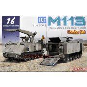 Dragon - 1:35 IDF M113 Fitters&Chata'p Field Repa - makett szett