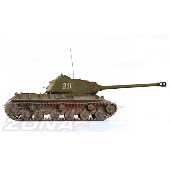 Zvezda - 1:35 ISZ-2 szovjet tank - makett
