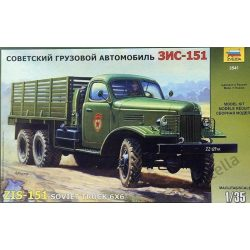 Zvezda ZIS-151 Soviet Truck 6x6