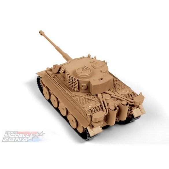 Zvezda - 1:35 Tiger I Early (Kursk) - makett