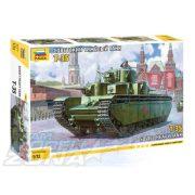 Zvezda - 1:72 Soviet heavy tank T-35 - makett