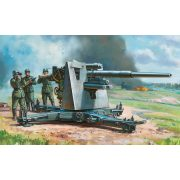 Zvezda German 88 mm Flak 36/37 - makett