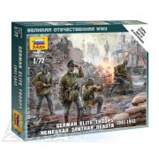 Zvezda German Elite Troops 1939-43 - makett