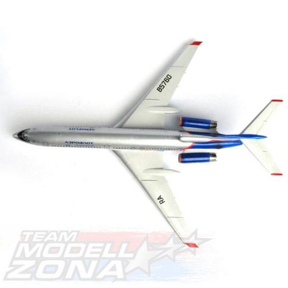 Zvezda - Tupolev Tu-154M Russian Airliner - makett