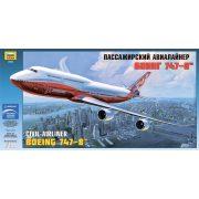 Zvezda - 1:144 Boeing 747-8 - makett