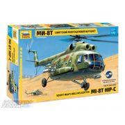 Zvezda  - 1:72 MIL Mi-8T 'Hip-B' - makett