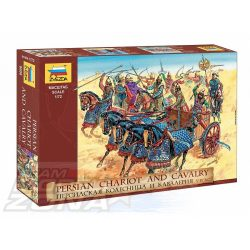 Zvezda - 1:72 Persian Cavalry - figura makett