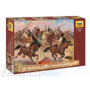 Zvezda - 1:72 Carthaginian Cavalry III - I B.C. - figura makett