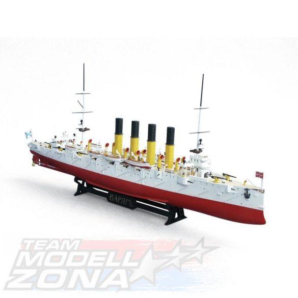 Zvezda Varyag Russian Imperial Fleet cruiser- makett