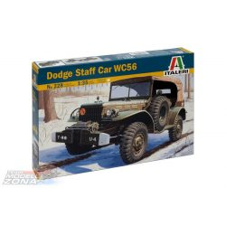 Italeri Dodge Staff Car - makett