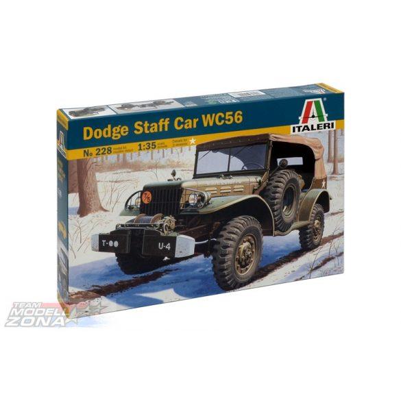 Italeri Dodge Staff Car - makett