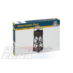 Italeri OBSERVATION POST - makett