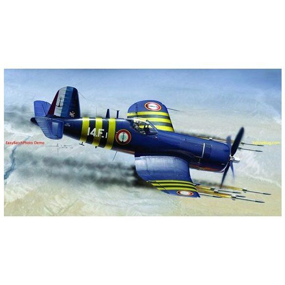 Italeri F4U-7 Corsair - makett