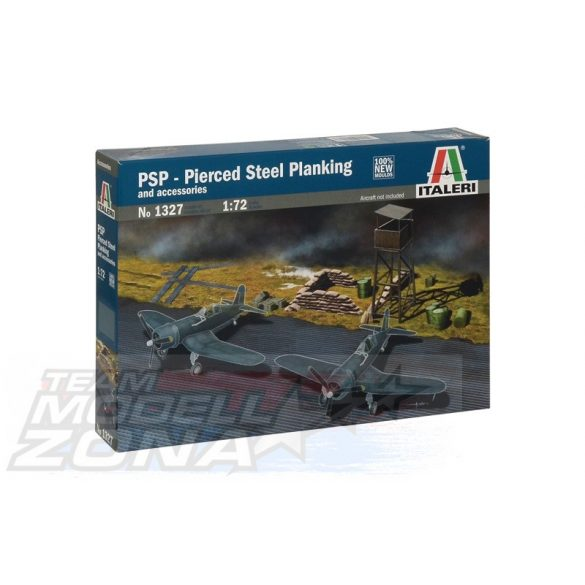 Italeri PSP Pierced Steel Planking and accessories