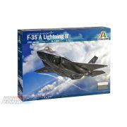 Italeri - 1:72 F-35A Lightning II- makett