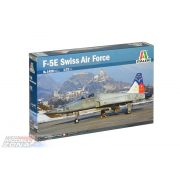Italeri - 1:72 F-5E SWISS AIR FORCE - makett