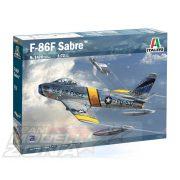 Italeri 1:72 F-86F Sabre - makett