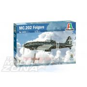 Italeri - 1:72 MC.202 Folgore - makett