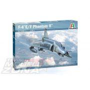 Italeri - 1:72 F-4E/F Phantom II - makett