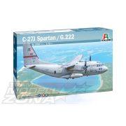 Italeri - 1:72 C-27J SPARTAN / G.222 - makett