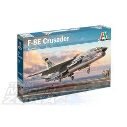 Italeri - 1:72 F-8E Crusader - makett