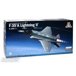 Italeri - 1:32 Lockheed F-35A Lighting II- makett