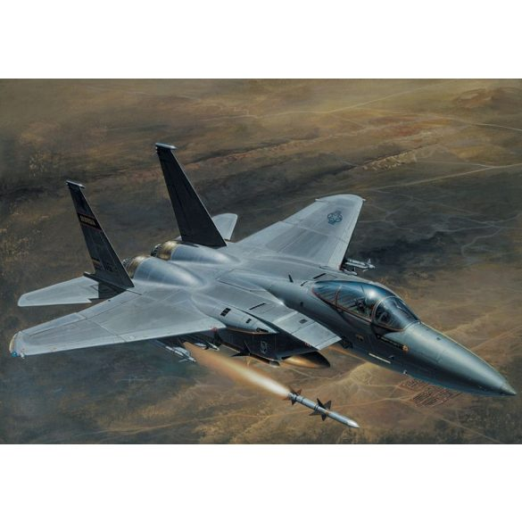 Italeri F-15 C EAGLE - makett