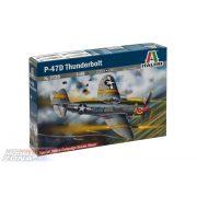 Italeri P-47D Thunderbolt - makett