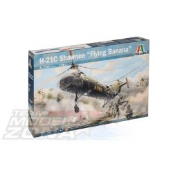 "Italeri - 1:48 H-21C Shawnee ""Flying Banana"" - makett"