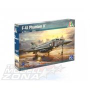 Italeri - 1:48 F-4J Phantom II- makett