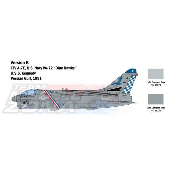 Italeri - 1:48 A-7E Corsair II - makett
