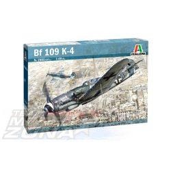 Italeri - 1:48 Messerschm. BF109K-4 - makett