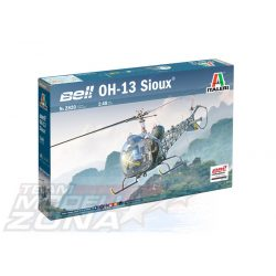 Italeri - 1:48 OH-13 Sioux - makett
