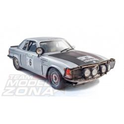 italeri - 1:24 Mercedes 450 SLC Rally d Bandama'79 - makett