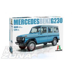 Italeri - 1:24 MERCEDES BENZ G230 - makett