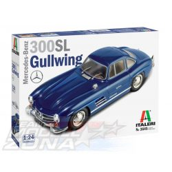 Italeri - 1:24 MERCEDES BENZ 300 SL GULLWING - makett
