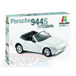 Italeri - 1:24 Porsche 944 S Cabrio - makett