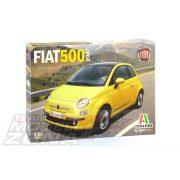 Italeri - 1:24 FIAT 500 (2007) - makett
