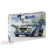 Italeri - 1:24 FIAT 131 Abarth Rally - makett