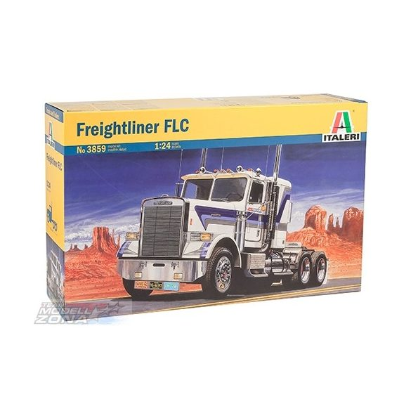 Italeri FREIGHTLINER FLC- makett