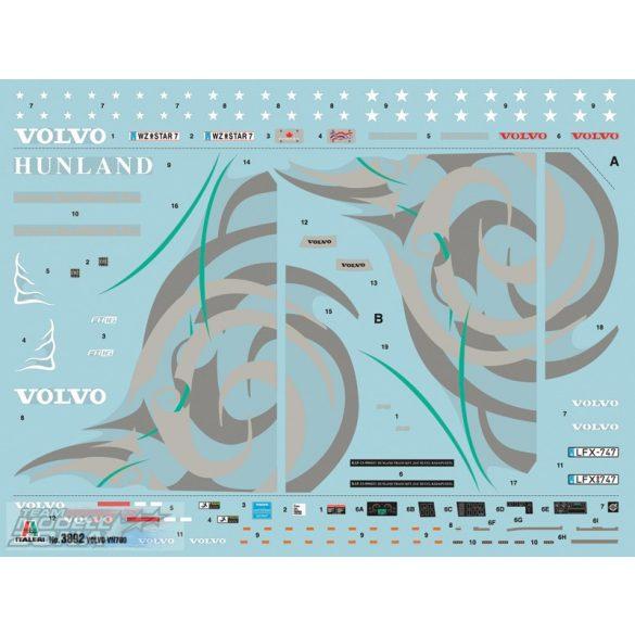 Italeri Volvo VN 780- makett