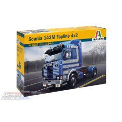 Italeri - 1:24 SCANIA 143M Topline 4x2- makett