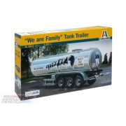 Italeri - 1:24 Tank Trailer- makett