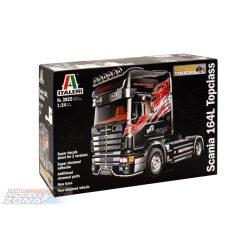 Italeri - 1:24 Scania 164L Topclass- makett