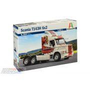 Italeri 1:24 Scania T143H 6x2 - makett