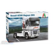 Italeri - 1:24 RENAULT AE500 MAGNUM - 2001 - makett