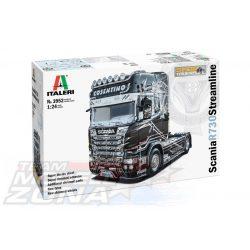 Italeri - 1:24 Scania R730 Streamline - makett